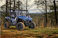 Yamaha Introduces the All-New Wolverine X2 Side-by-Side