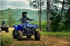 Yamaha Adds to 2019 ATV and SxS Models Including All-New Grizzly 90
