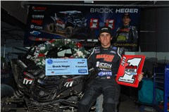 Heger Wins National Lucas Oil Off-Road Racing Championship in YXZ1000R