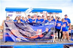 Yamaha YXZ1000R Sweeps Lucas Oil Regional Off-Road Series in Arizona