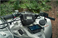 Yamaha Debuts 2020 Proven Off-Road ATV Lineup Grizzly ATV Now Pre-Wired for Yamaha Adventure Pro GPS Tablet