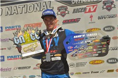 Yamaha bLU cRU Racers Top Podiums and Classes as Racing Continues Fowler Earns 60th XC1 ATV Win on YFZ450R; Yamaha GNCC University Accepting Registrations